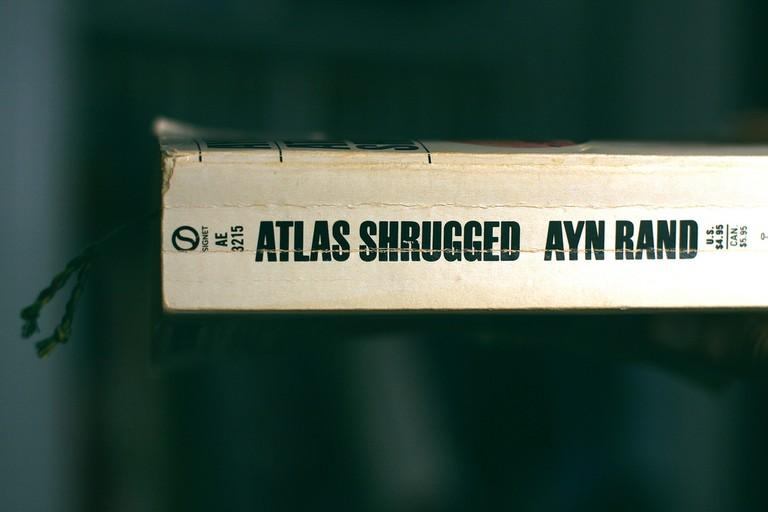Atlas Shrugged | © Alex/Flickr