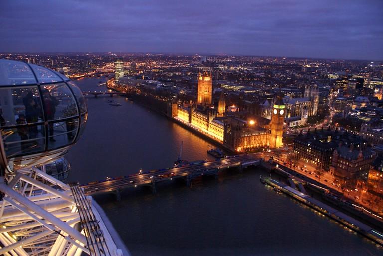 Overlooking Big Ben | © Juan Salmoral / Flickr