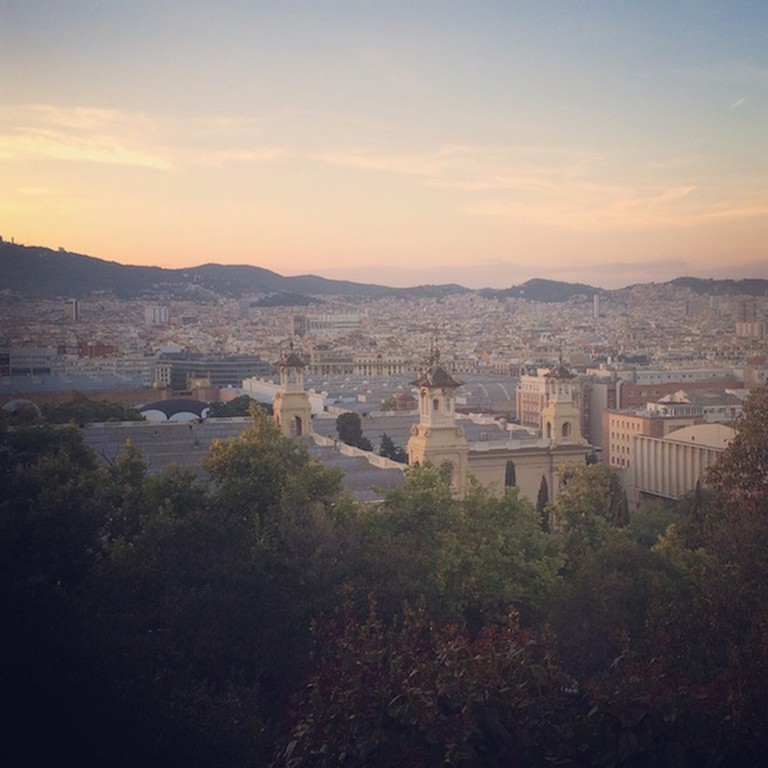 Barcelona l © Tara Jessop