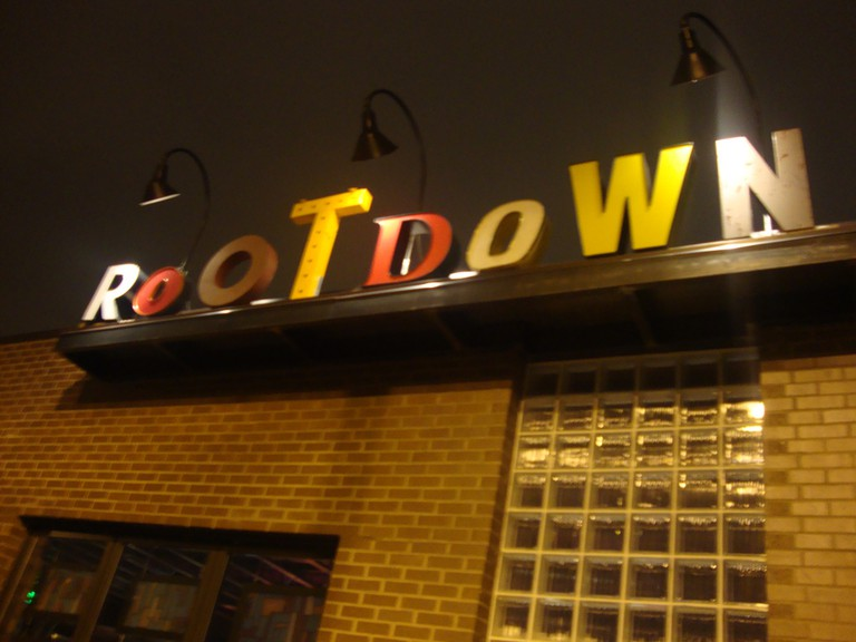 Dinner at Root Down, Denver © AJ LEON/Flickr