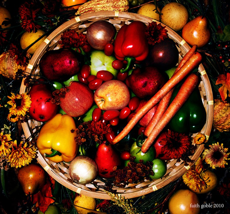 Happy Thanksgiving | © Faith Goble/Flickr