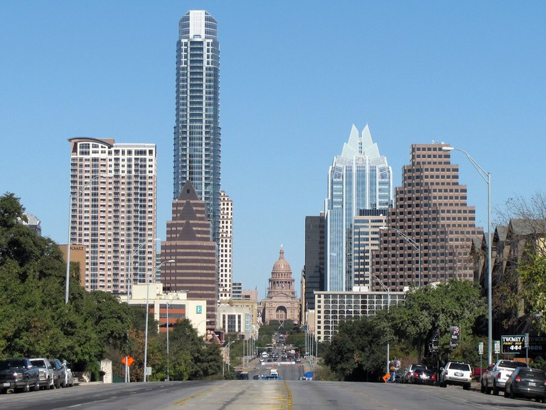 Downtown Austin   © Michael/Flickr