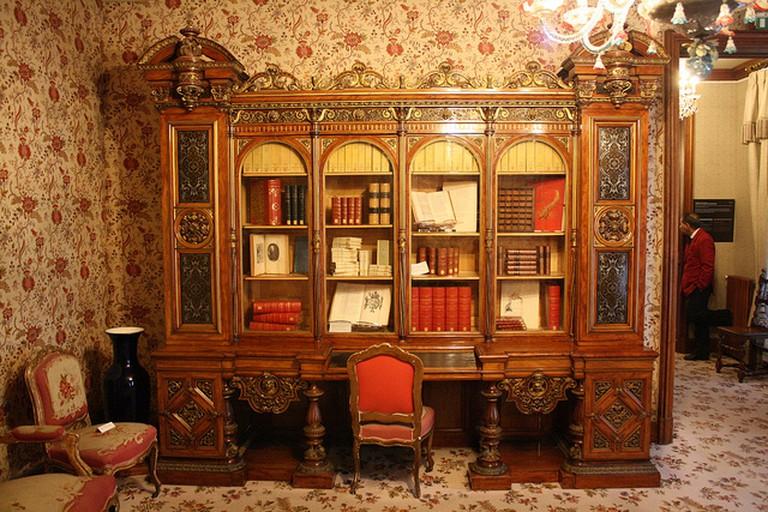 La Maison de Victor Hugo  © BernieCB/Flickr