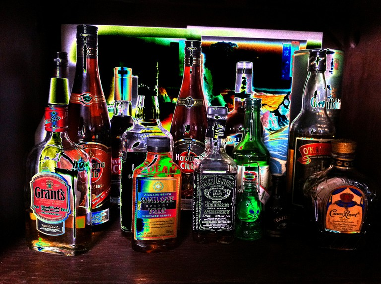 Alcohol Study 1 | © letsgoeverywhere /Flickr