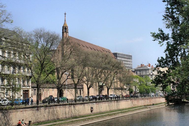 Église Saint-Jean de Strasbourg| © Robert Cutts/Flickr