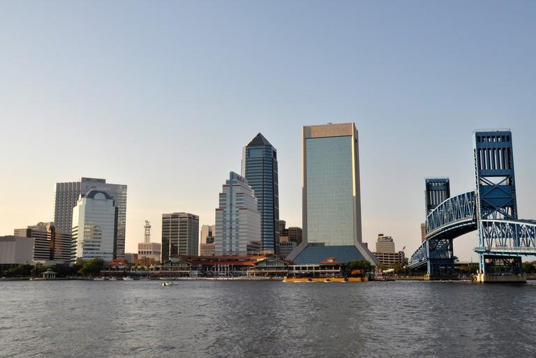 Downtown Jacksonville | © James Willamor
