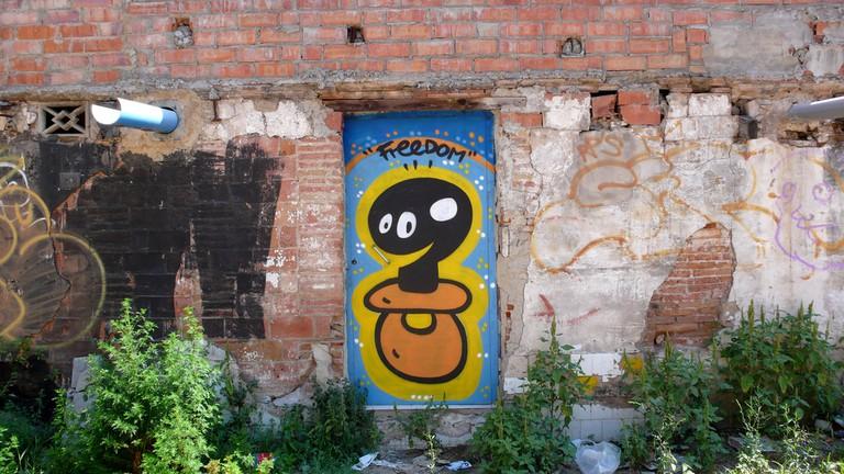 Bcn julio 2011.street art.054 | © Jose Mesa /Flickr