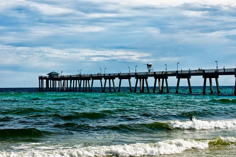 Destin Beach, Florida © Ricardo Mangual/Flickr