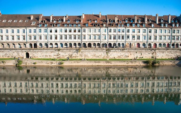 Besançon   ©Ludovic Péron/Flickr