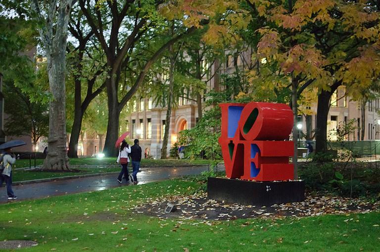 University of Pennsylvania | © InSapphoWeTrust