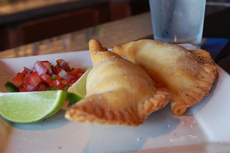 Empanadas | © StuSpitvak/WikiCommons
