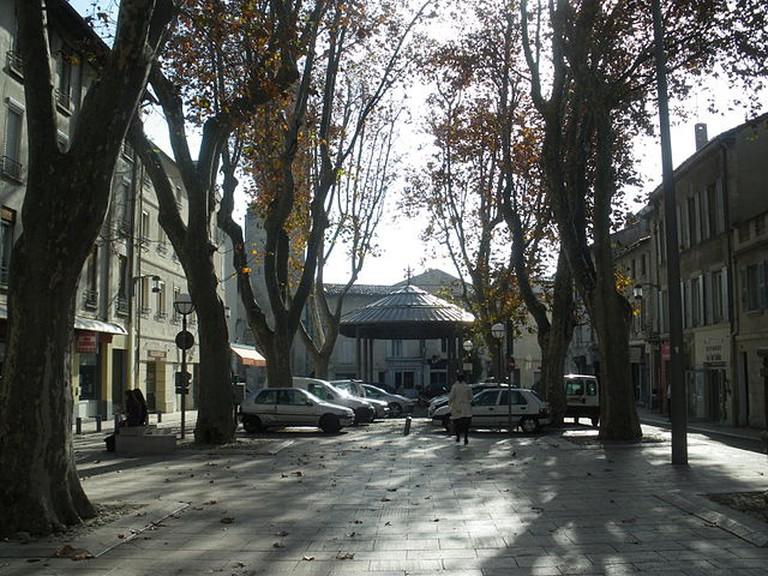 Avignon's Place des Carmes | © VéroniquePagnier/WikiCommons