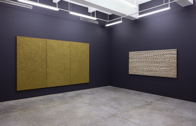 Ha Chong-Hyun, Conjunction. Courtesy of Tina Kim Gallery, Photographed by Jeremy Haik