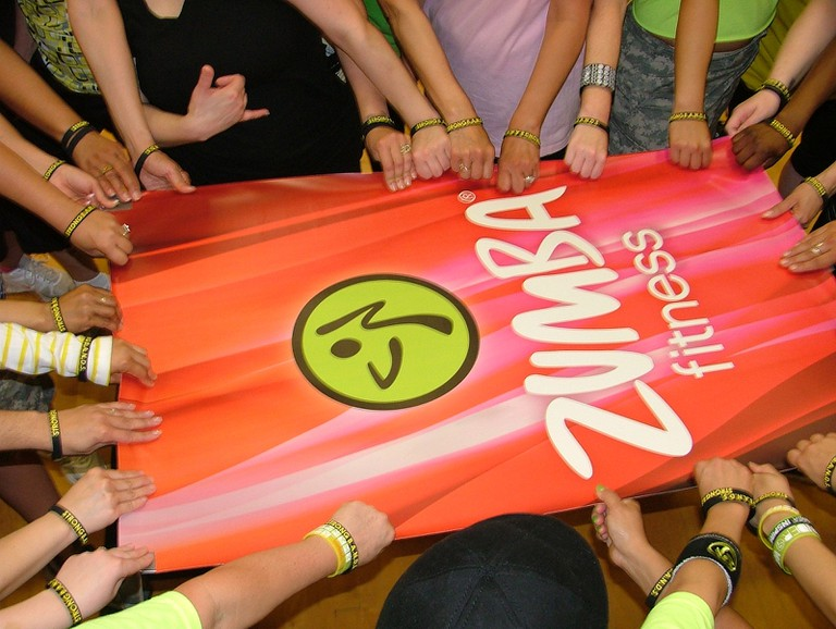 Zumba Fitness | Strong B.A.N.D.S Zumba/FlickrCommons