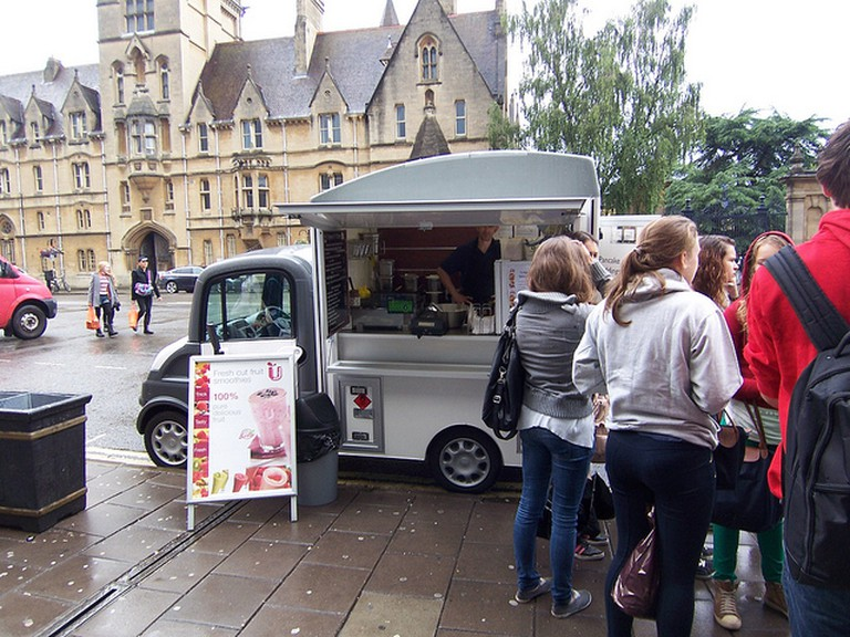 crepe truck | © peter_reppert/Flickr