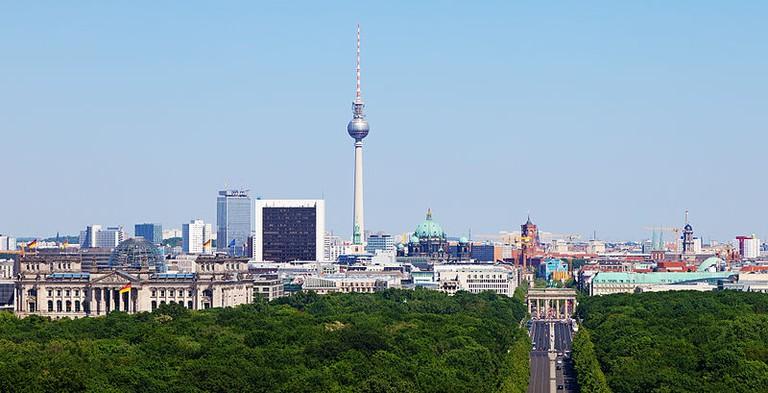 Berlin   ©Thomas Wolf, www.foto-tw.de/WikiCommons