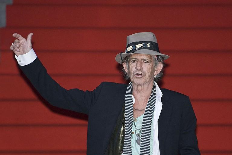 Keith Richards Berlinale 2008 | © Siebbi/WikiCommons