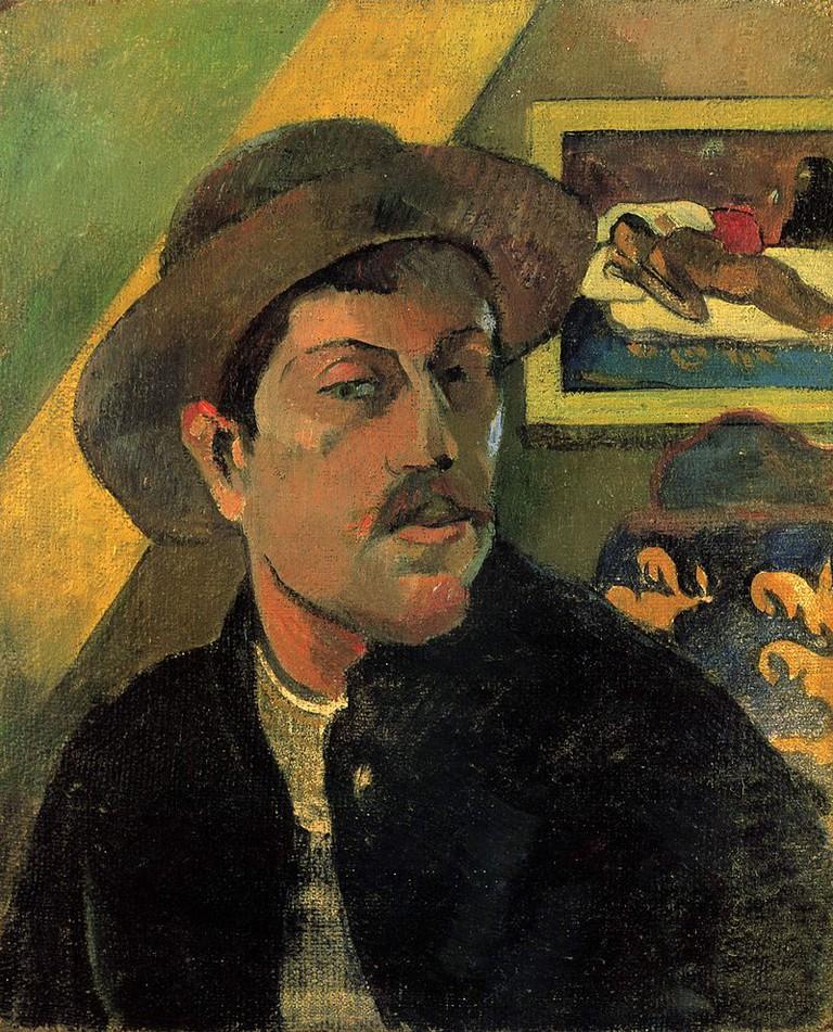 Paul Gauguin. 'Self-portrait' (1893) | © WikiCommons