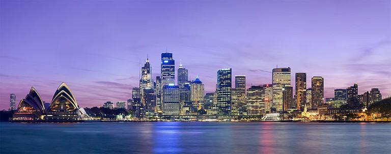 Sydney Skyline   © Diliff/WikiCommons