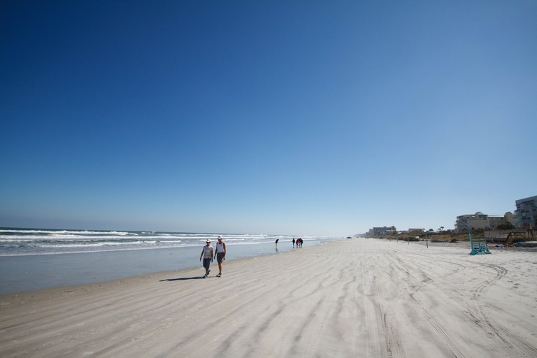 New Smyrna Beach| ©Gary J. Wood/Flickr