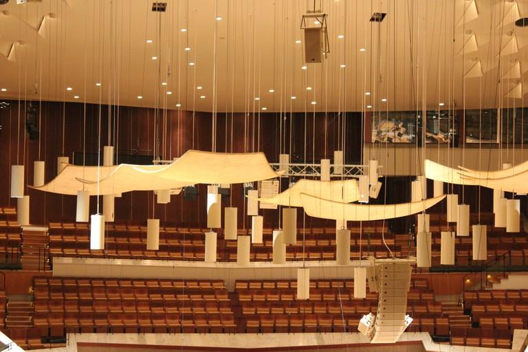 Concerthall Berlin Philharmonie © Alfredo Sánchez Romero/Flickr