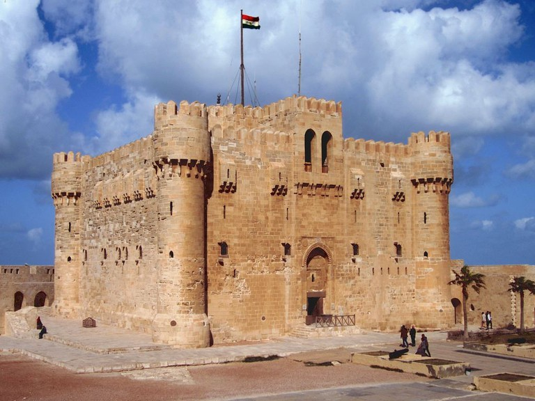Fort Qaitbey, Alexandria |© David Stanley/Flickr