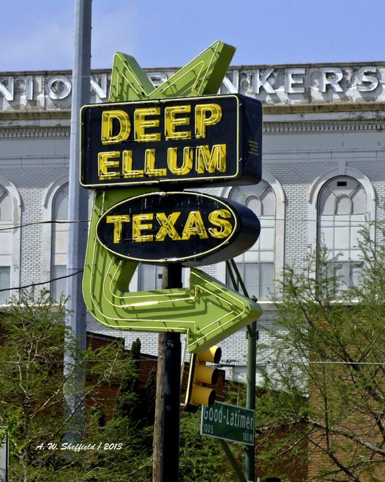 Deep Ellum | © Allen Sheffield/Flickr