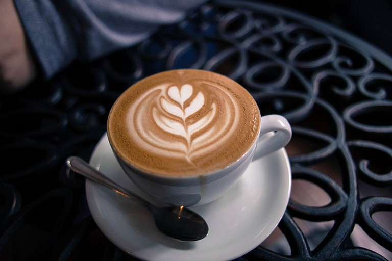 Perfect cappuccino at Sump Coffee | © Brandon Shea/Flickr