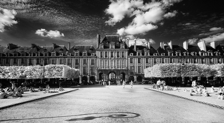 Places des Vosges   ©Greg Westfall/Flickr