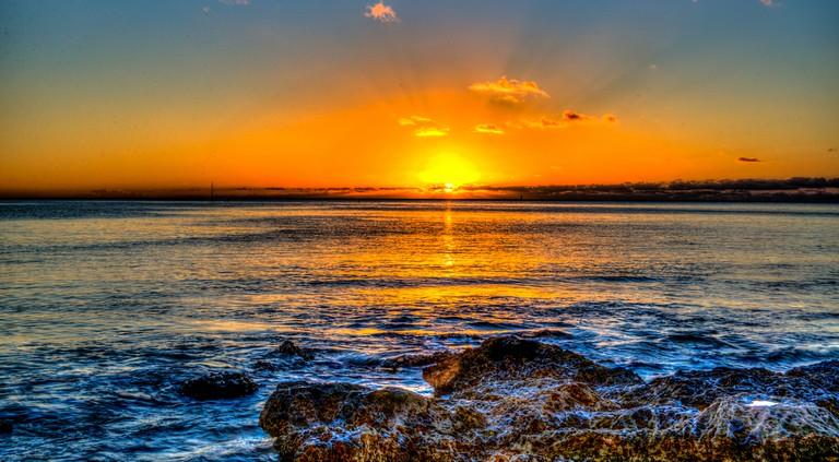 Haleiwa Sunset   © Floyd Manzana/Flickr