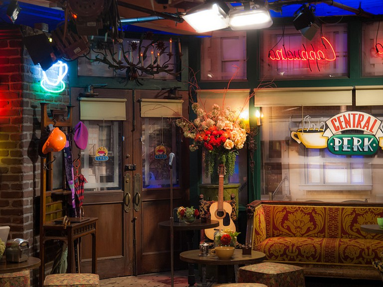 Friends' 'Central Perk', the inspiration for M'eat Me | ©WilliamWarby/Flickr