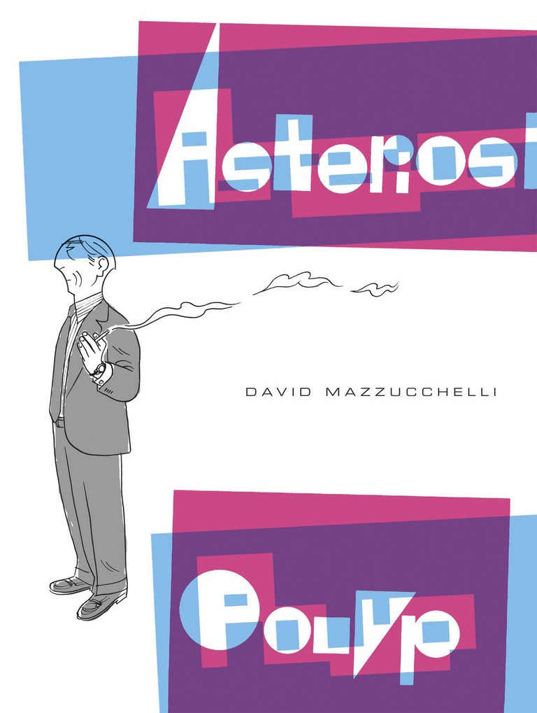 Asterios Polyp | © Pantheon Books
