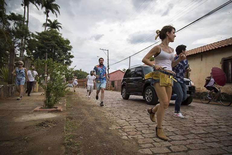 Filming in Vanguart, Brazil | © Marcel Nascimento