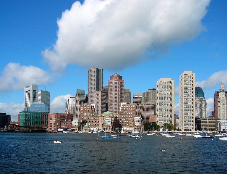 Boston   © Nelson48 at English Wikipedia/WikiCommons
