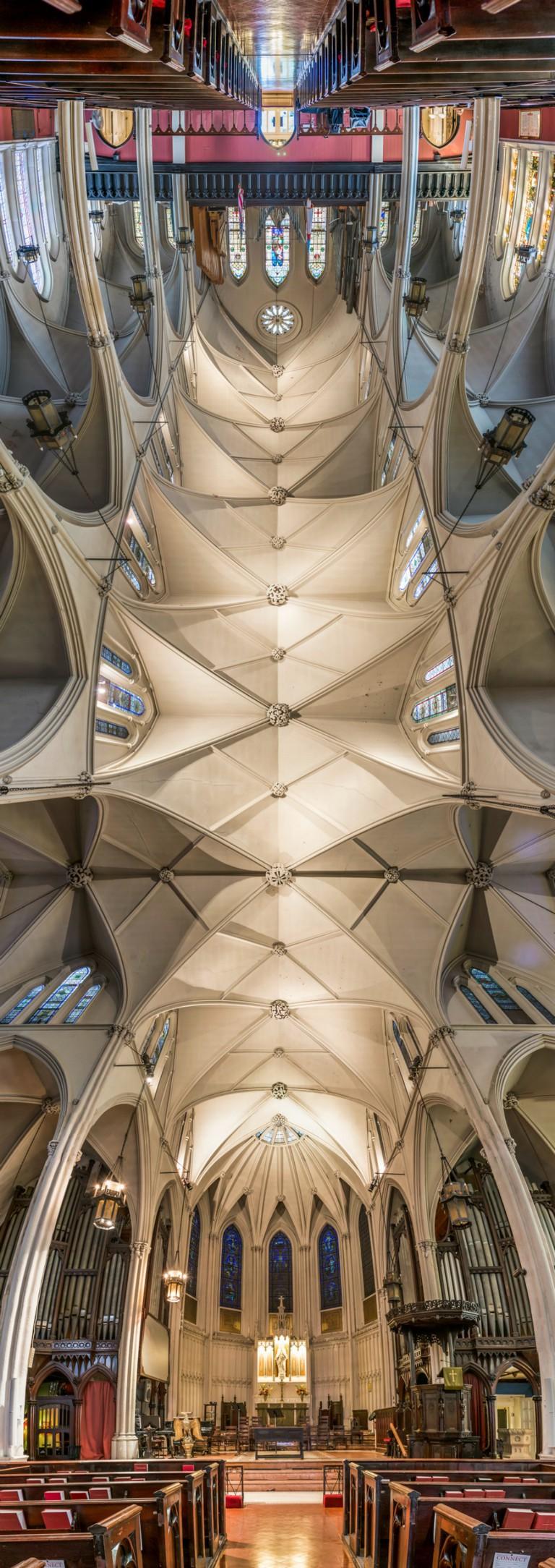 Calvary-St. George Episcopal Church © Richard Silver