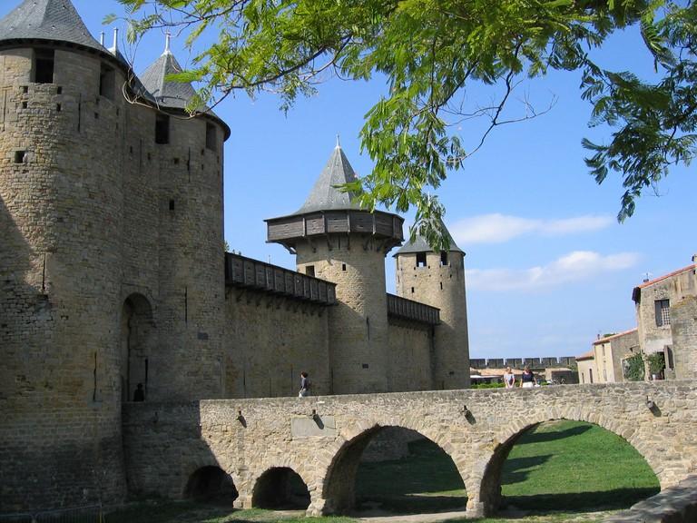 Carcassonne (France)   © Jonaslange / wikipedia