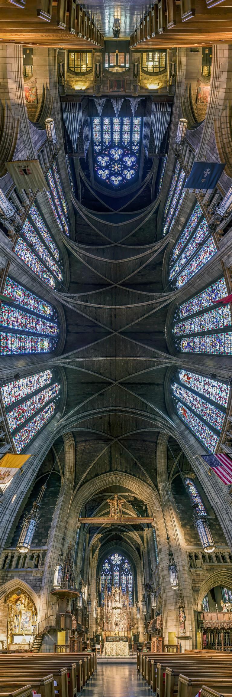 Church of St Vincent Ferrer | © Richard Silver