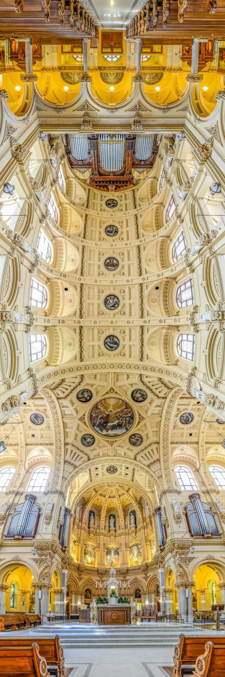 Church of St. Francis Xavier © Richard Silver