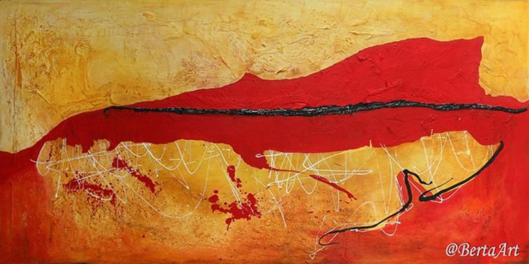 'Autumn Isle,' Clara Berta | Courtesy of Clara Berta