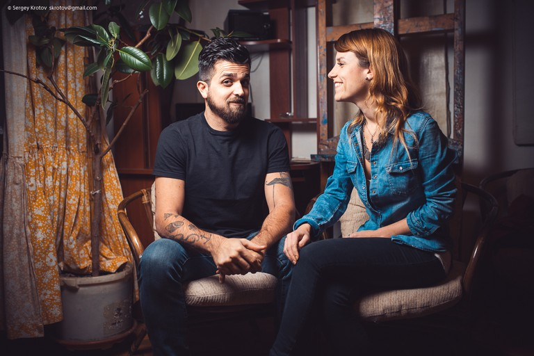 Leo Longa and Diana Boccara | © Sergey Krotov