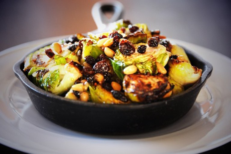 Crossroads' Brussel Sprouts