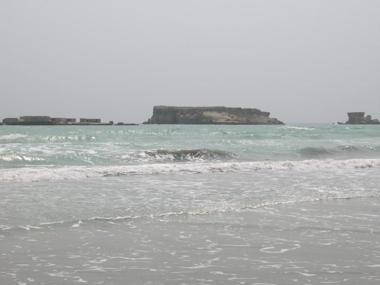 Naz Island / © Pontia Fallahi