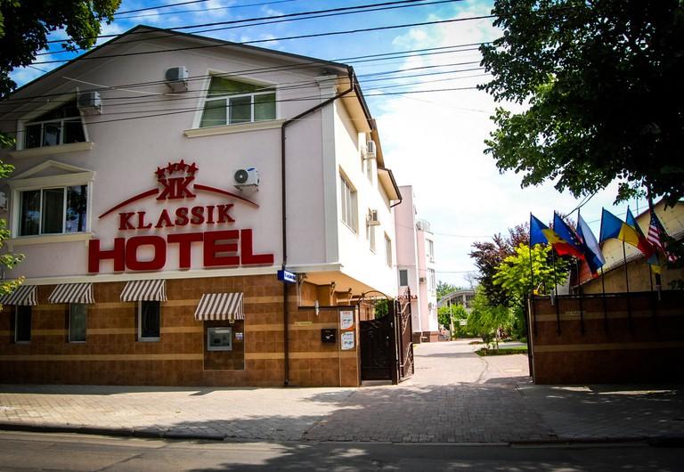 Klassik Hotel | Courtesy of Klassik Hotel