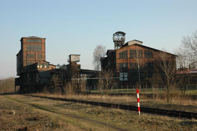 Důl Michal, the coal mine | © Petr Štefek l WikiCommons