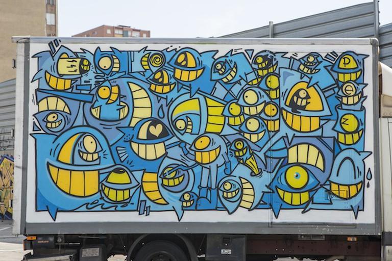 El Pez Truck | Courtesy of El Pez