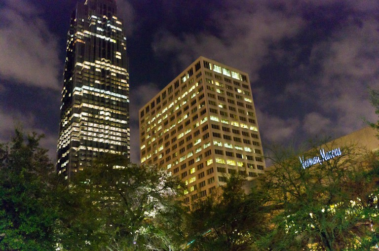Houston Galleria | © Dan DeLuca/Flickr