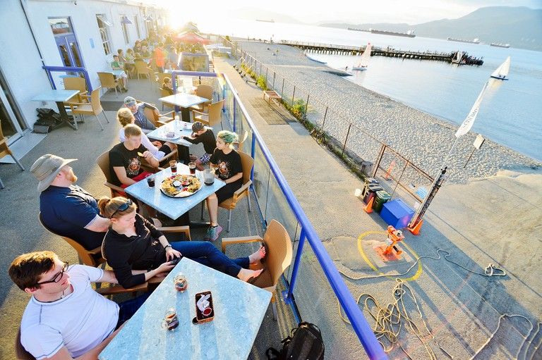 The Galley Patio | Courtesy of The Galley