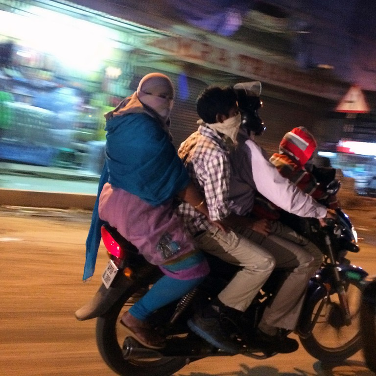 Travels in Hyderabad   © Arshia Haq