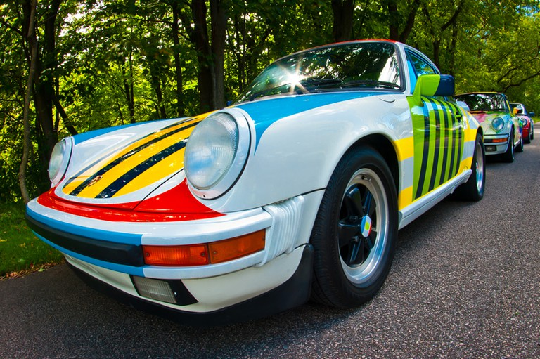 Porsche 911   © ArtCars