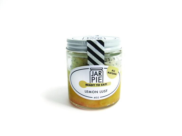 Lemon Lust Pie   Image Courtesy of Jam Jar Bakery